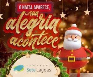 Shopping Sete Lagoas 300x250