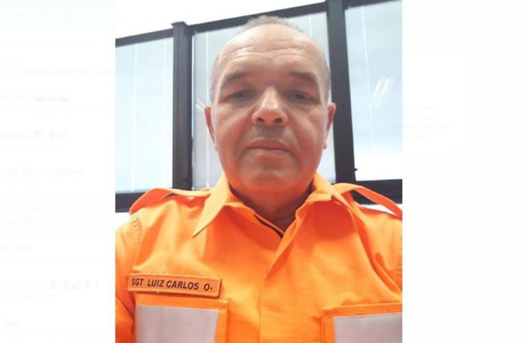 Sargento do Corpo de Bombeiros morre em acidente na BR-040 em Sete Lagoas