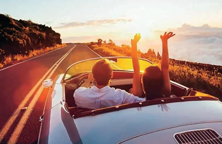 Com a CNH brasileira é possível dirigir em diversos países do exterior