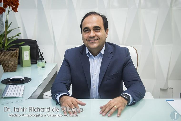 Entrevista Dr.Jahir Richard - Médico é referência no país em cirurgia vascular