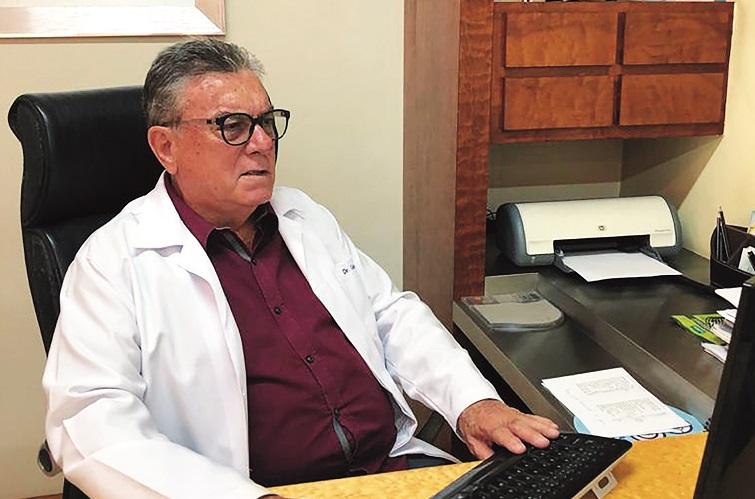 Pediatra Geraldo Magela, um legado de cuidados e atenção médica humanizados