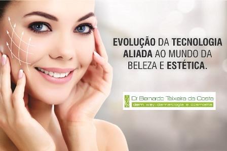 Dr. Bernardo Teixeira   A evolução da tecnologia aliada ao mundo da beleza e estética.