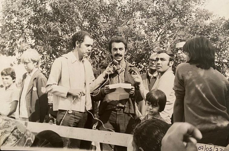 Nossa Gente, Nossa História | Inauguração da estrada para a Serra de Santa Helena em 1972
