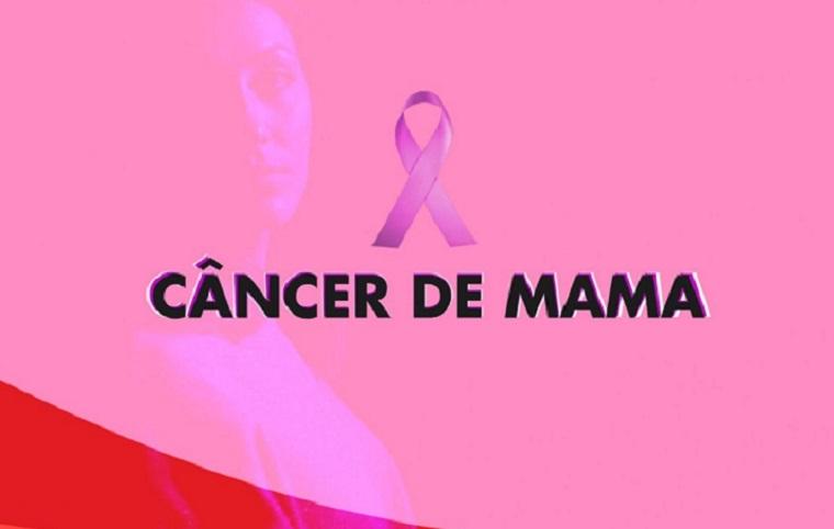 Palestra sobre câncer de mama com quem venceu a doença