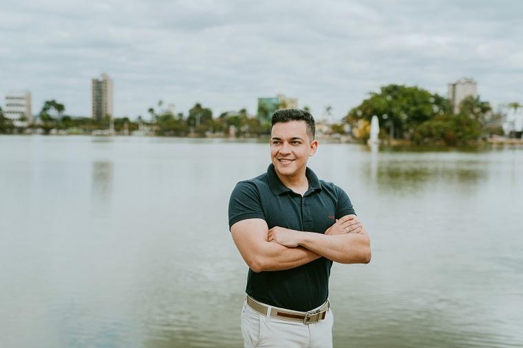 Junior Sousa, o mais votado, quer ser o presidente da Câmara