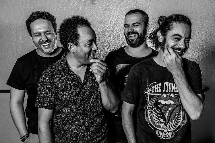 A Banda Alcaphone acaba de lançar seu primeiro disco autoral