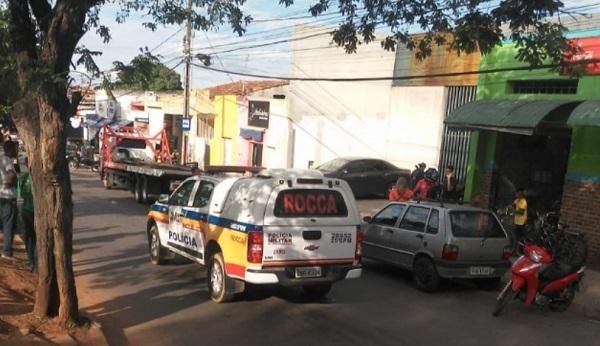 Polícia deflagra operação e chega à distribuidora de água utilizada também para o tráfico de drogas