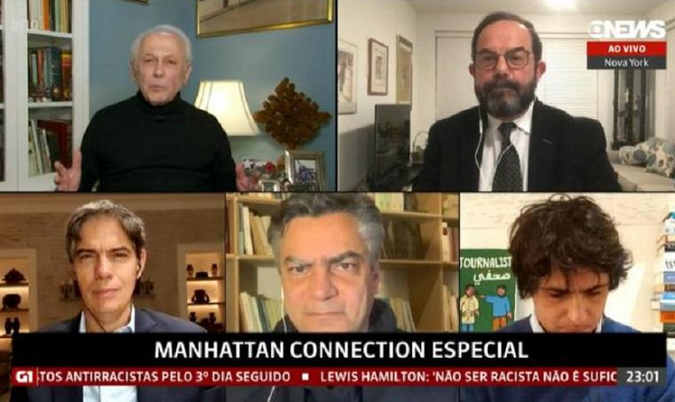E lá se foi o Manhattan Connection, da Globonews, mas já tem estreia marcada na Cultura