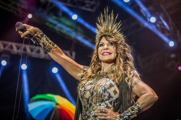 Elba Ramalho faz Live do Bem dia 4 na programação do FENAR 2020