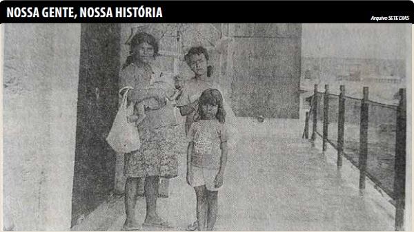 Moradores em situação de rua, 1995