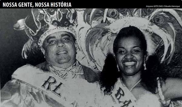 Nossa Gente Nossa História - Lembrança do Carnaval de 1998