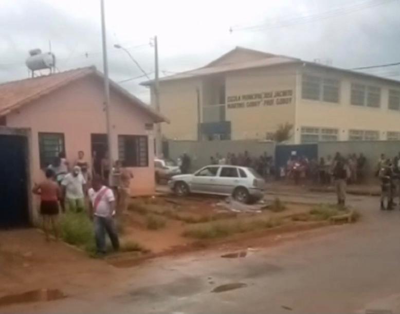 Acidente com duas vítimas fatais ocorreu na rua K, no bairro Dona Silvia, em Sete Lagoas
