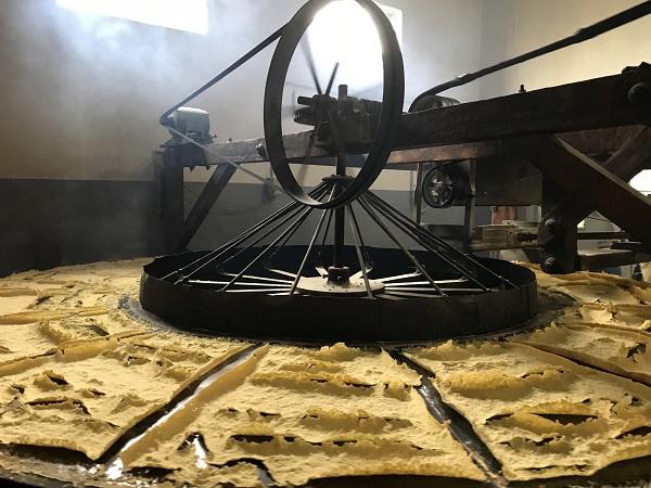 O fim da fábrica de farinha, o fim de uma época