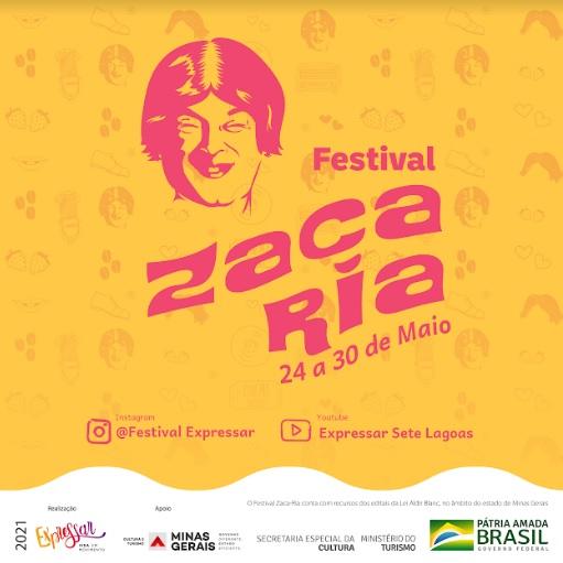 Expressar anuncia Festival Zaca-ria e abre seleção para bailarinos