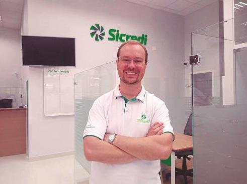 Dez minutos com Cleidir Faller, gerente geral da Sicredi Cooperativa de Créditos
