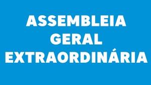 CONVOCAÇÃO PARA ASSEMBLÉIA GERAL EXTRAORDINÁRIA