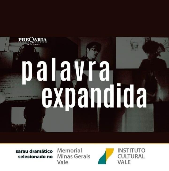 Projeto da Preqaria Cia. de Teatro será apresentado no Memorial Minas Gerais Vale
