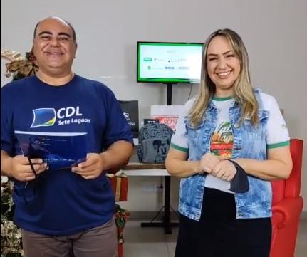 CDL Sete Lagoas lança campanha Natal Mágico com mais de 50 mil reais em prêmios