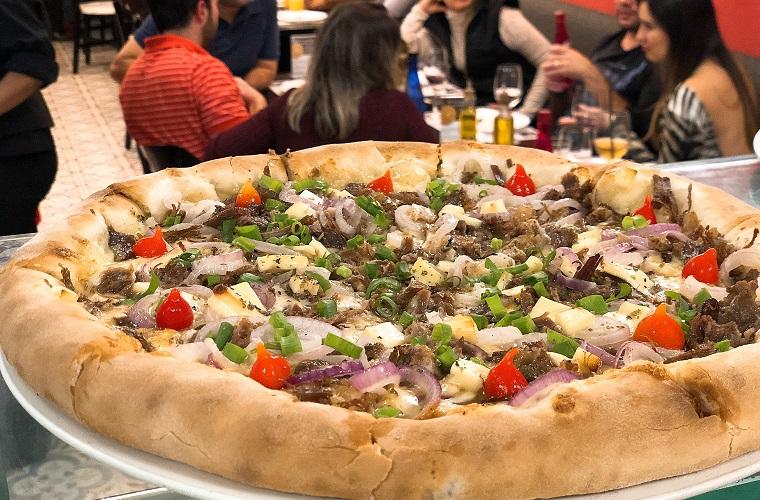 Sete Lagoas tem a melhor pizza de Minas Gerais