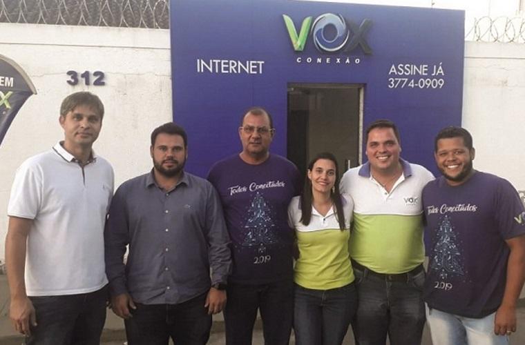 Vox Internet cresce 250% pela qualidade e eficiência na assistência técnica