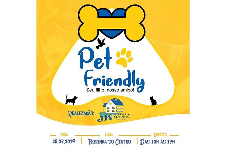 Venha participar dessa feira animal!