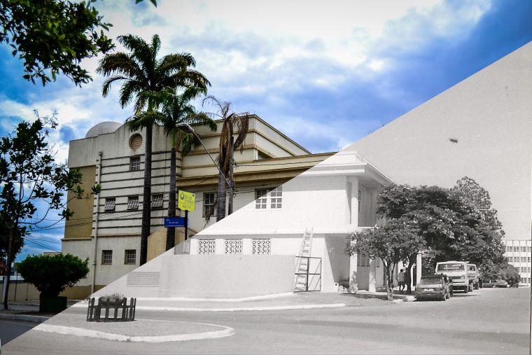 Passado & Presente de SL | Correios Central