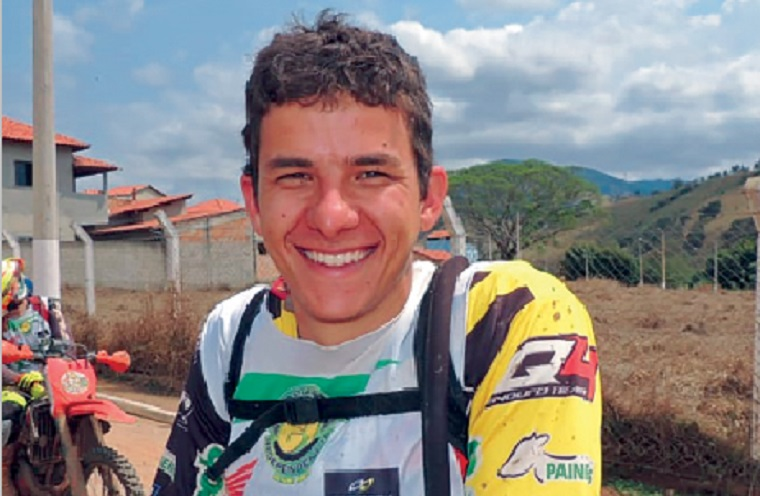 Gustavo Figueiredo | Piloto sete-lagoano, Lulu é destaque no Campeonato Brasileiro de Enduro FIM