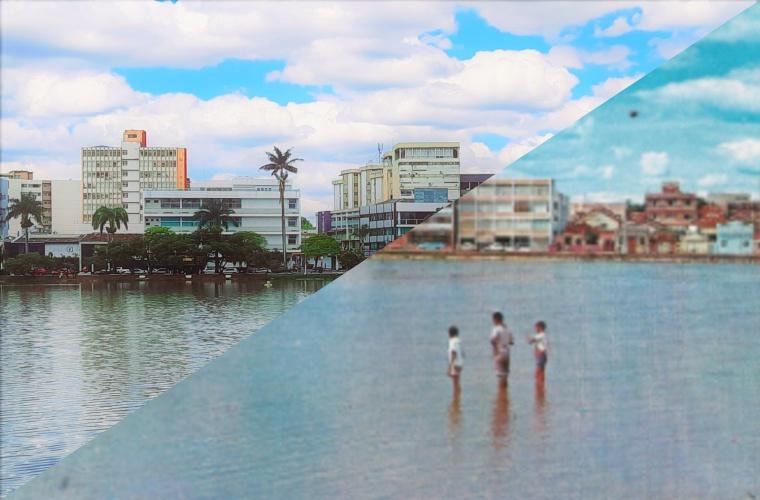 Passado & Presente de SL | Lagoa Paulino em 1975