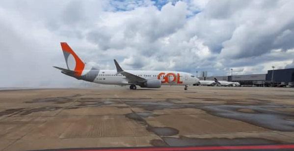 Aeroporto Internacional de Confins recebe primeiro voo regular com o Boeing 737-800 MAX