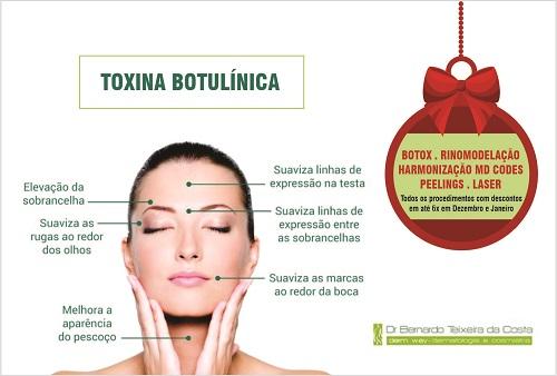 Seu Botox está em dia para começar o novo ano?!