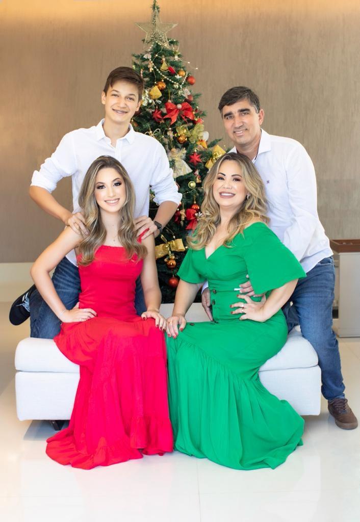 Um Natal de muita fé, paz, saúde, amor, harmonia e esperança!