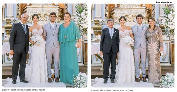 Contemporâneo - Casamento de Cecília & Lucas