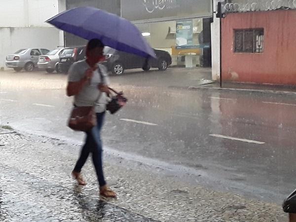 Previsão é de chuva ao longo da semana em Sete Lagoas