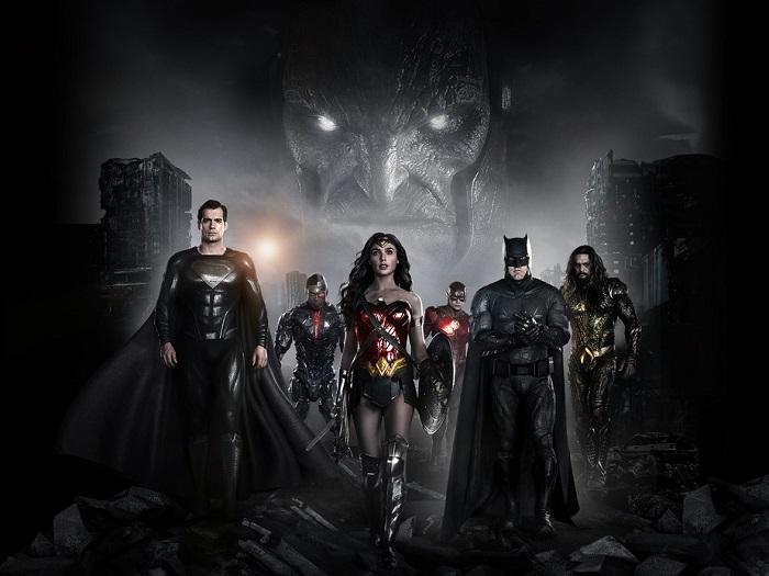 Liga da Justiça Snyder Cut, uma obra de arte