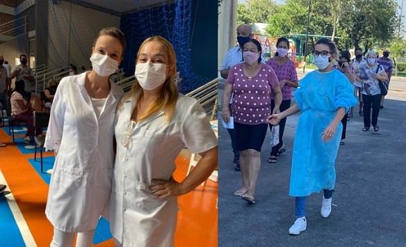 Secretaria de Saúde está cadastrando voluntários
