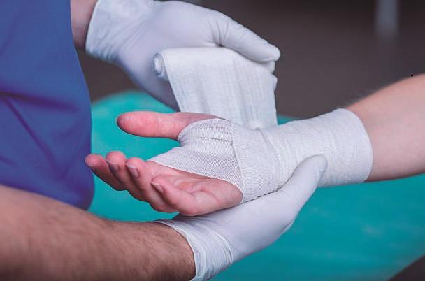 Cuide de suas mãos: o que fazer em caso de ferimentos ou lesões