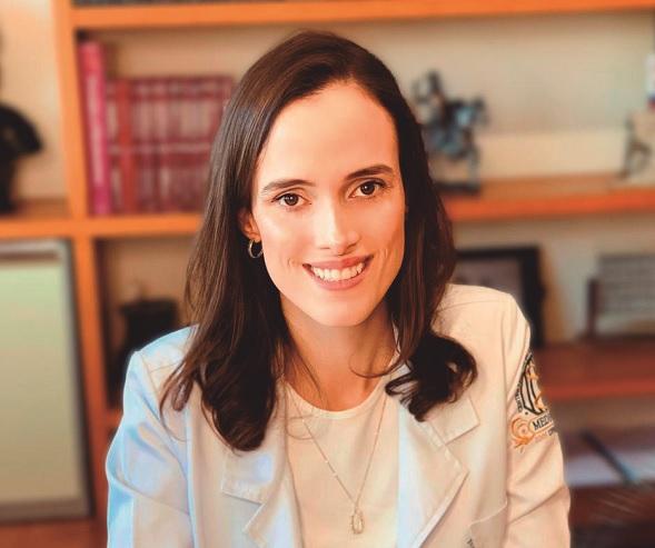 Dra.Bruna Araújo Martins Resende, endocrinologista e metabologista