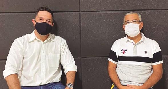 Dez minutos com o pneumologista Dr. Nívio Alves Teixeira
