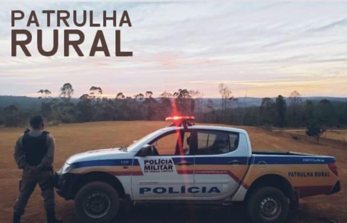 PM intensiva patrulha na zona rural com Operação Campo Seguro
