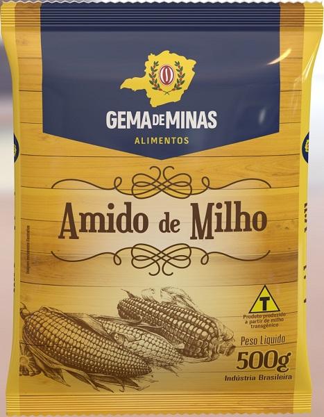 Grupo Gema de Minas Alimentos lança mais um produto: Amido de Milho