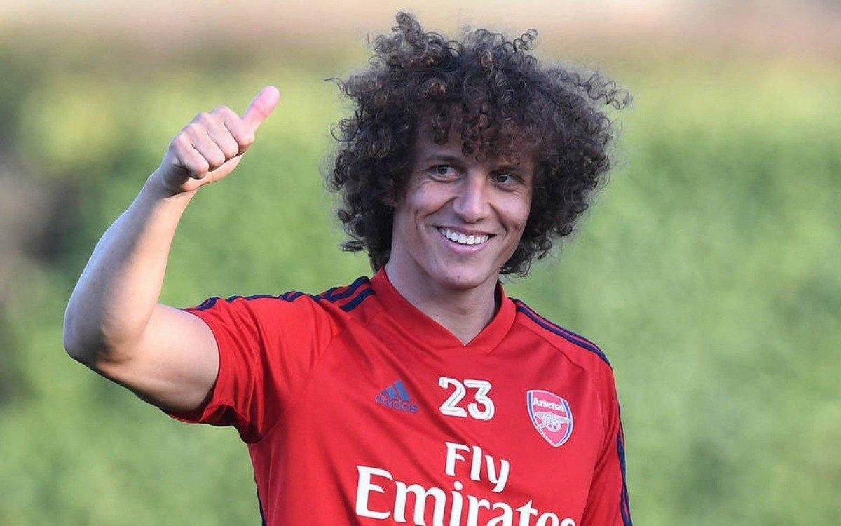 Falam em David Luiz no Galo. Que o Flamengo o leve