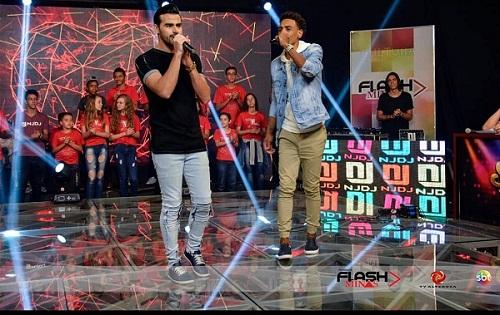 Dupla Vinicius e Mateus representam Sete Lagoas em programa no SBT