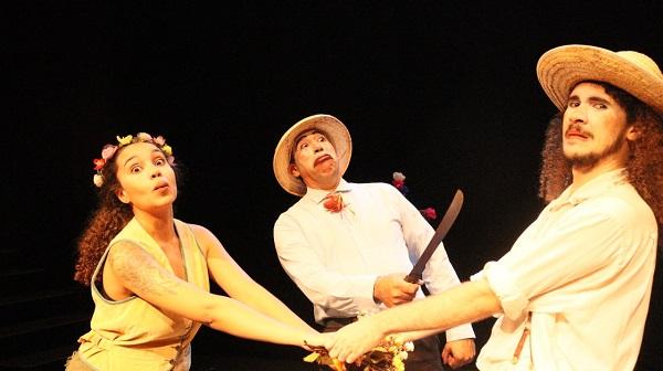 Grupo Carroça Teatral, de Sete Lagoas,é selecionado para turnê artística na Bahia