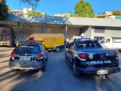 Polícia Civil investiga suspeita de fraude em licitação em Jequitibá