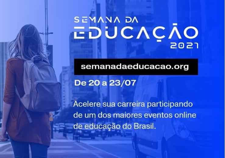 Evento gratuito debate formação educacional e carreira profissional de jovens