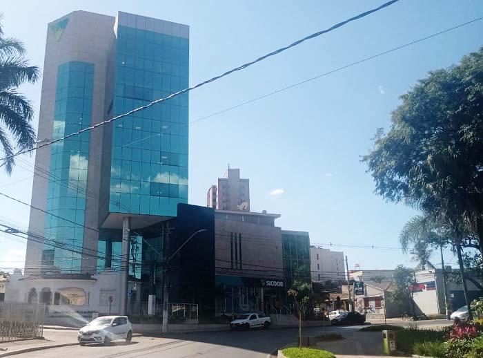 Sicoob Credisete fica na Praça Barão do Rio Branco, 170 - Centro, em Sete Lagoas