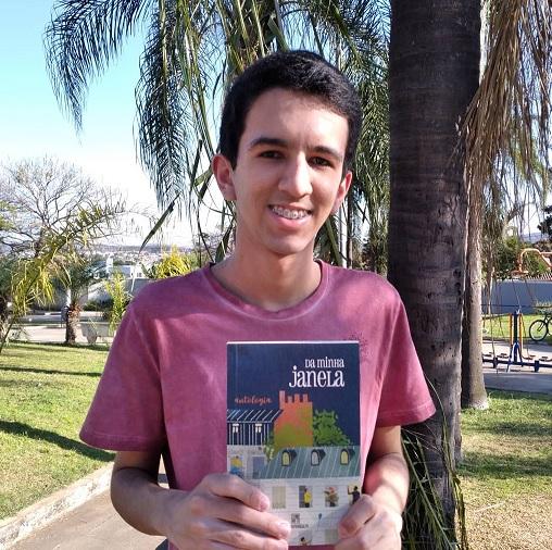 Felipe Rocha tem 16 anos
