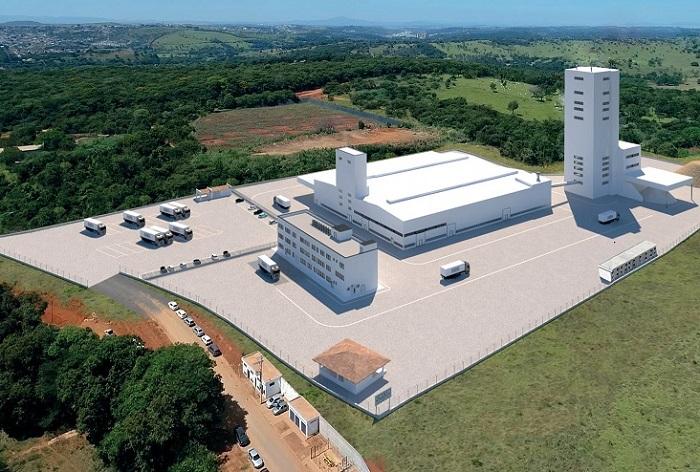 Indústria investiu R$ 150 milhões para se instalar em Matozinhos. Foto: Piquini Comunicação Estratégica.