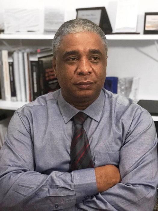 O administrador Fábio Pinheiro