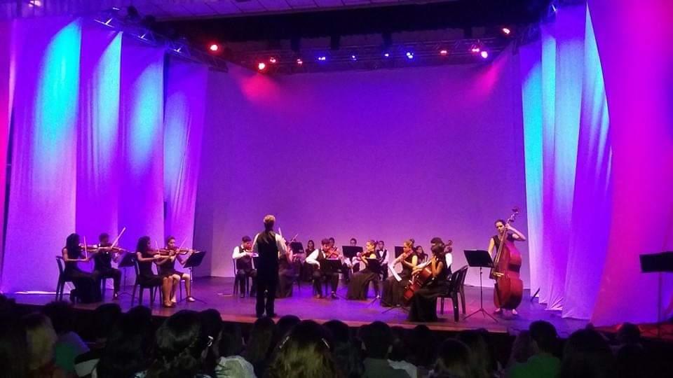 Orquestra Jovem abre inscrições para chamada de novos alunos
